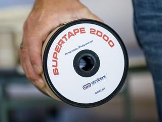 Mangelband Supertape 2000 bis zu 210 °C PREMIUM