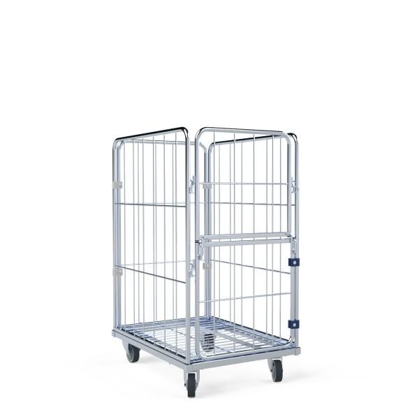 Wäschecontainer Premium II S 4.0 Stahlboden