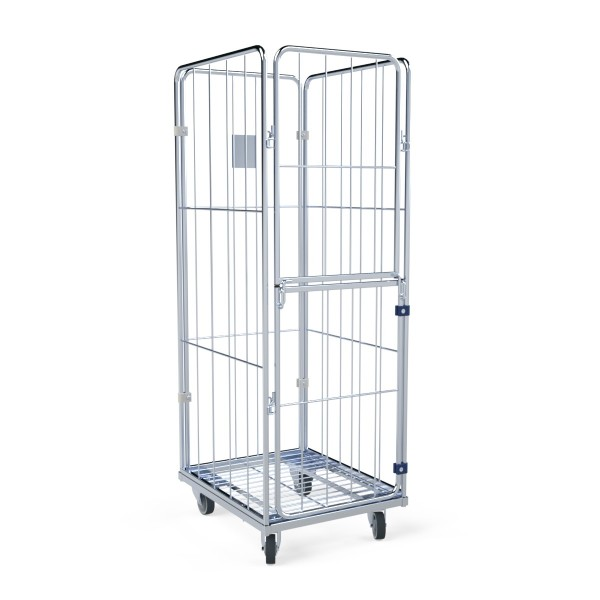Wäschecontainer Basic I L 4.0 Stahlboden