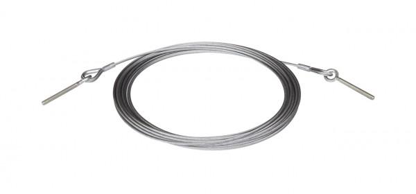 Stahlseil L=7680 für Beladetür Trockner TT 756
