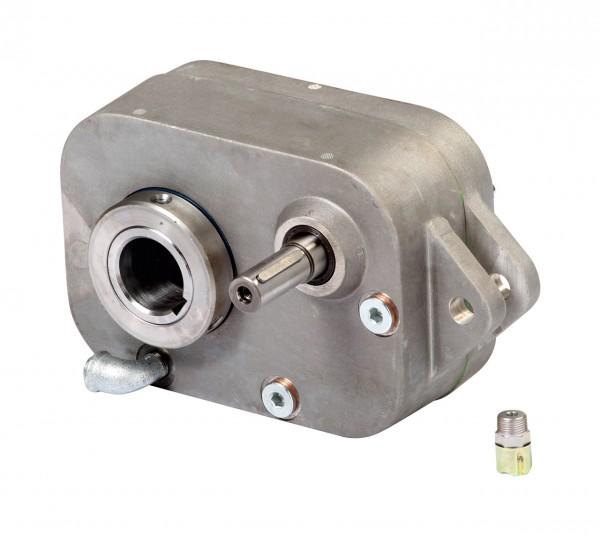 Aufsteckgetriebe für Trockner TT 745