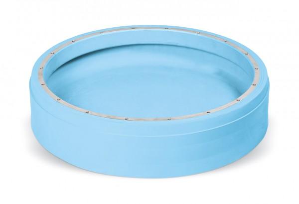 EASYFIX Membrane MP-K-5.0 ANTI-BACT NT blau für Kannegiesser Presse PP13
