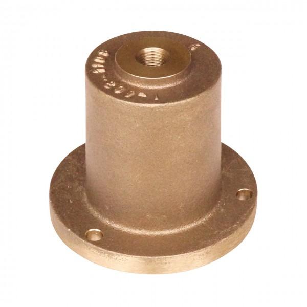 Zylindergehäuse Ablassventil Bronzeguss