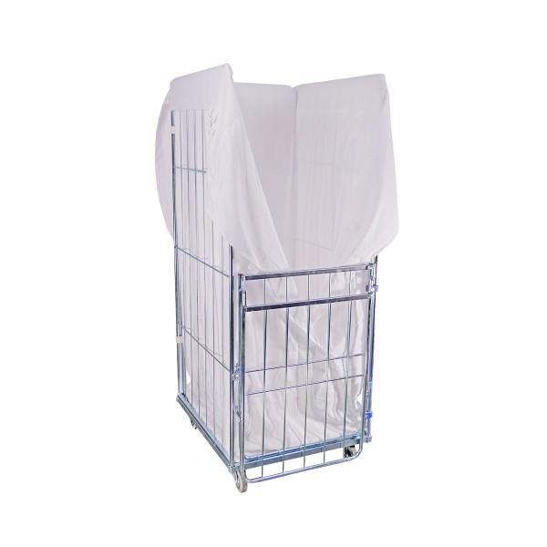 Wäschesack Weiß für Wäschecontainer Premium III M