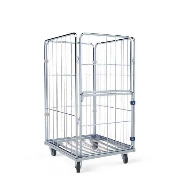 Wäschecontainer Premium III M 4.0 Stahlboden