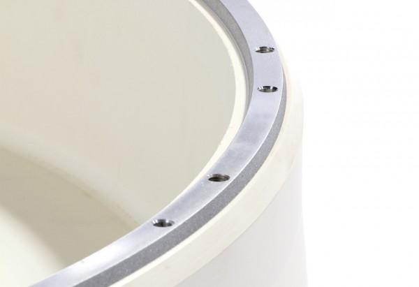 Membrane MP-T-90010 verstärkt NR weiß VA