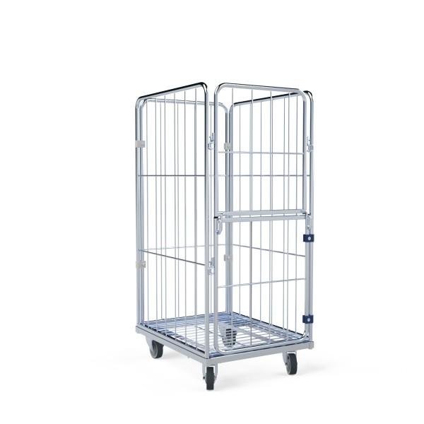 Wäschecontainer Premium I M 4.0 Stahlboden
