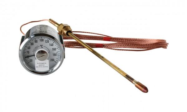 Sicherheits-Thermostat fix 125° C für Trockner Lavatec