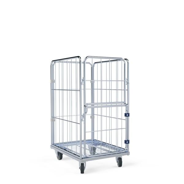 Wäschecontainer Premium I S 4.0 Stahlboden
