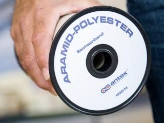 Mangelband Aramid-Polyesterband bis zu 190 °C 13 mm