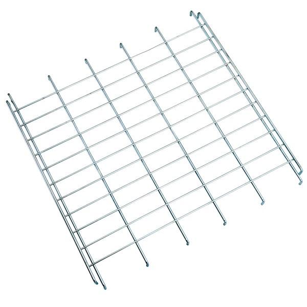 Stahlzwischenboden, einhängbar, für Wäschecontainer 600 x 740 mm (Wäschecontainer Premium I)