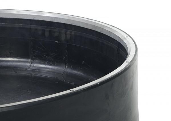 EASYFIX Membrane MP-S-7.0 NR schwarz für Jensen SEP 36-90 MD/HD