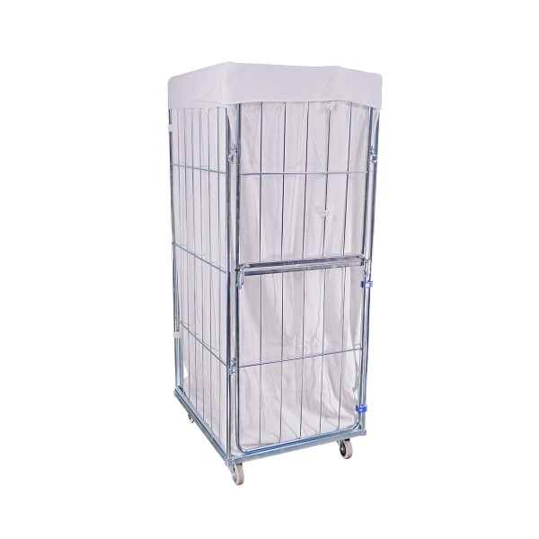 Wäschesack Weiß für Wäschecontainer Basic I L