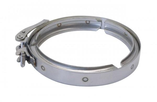 Profilschelle D=147 mm für Ablassventil DU90/HT110