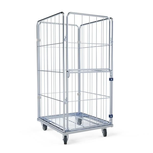 Wäschecontainer Premium III L 4.0 Stahlboden