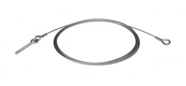 Stahlseil L=2655 für Beladetür Trockner TT 735