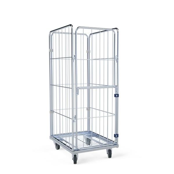Wäschecontainer Premium I L 4.0 Stahlboden