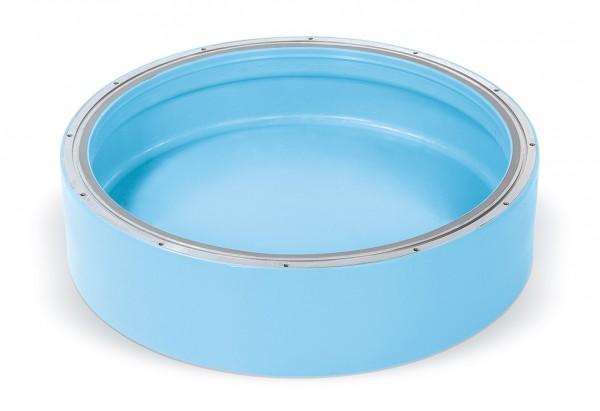 EASYFIX Membrane MP-L-4.0 ANTI-BACT NT blau für Lavatec Presse LP 571-583