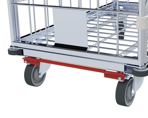 Umschaltsystem für 600 x 810 / 600 x 740 /600 x 720 mm (Wäschecontainer Basic I, Wäschecontainer Pre