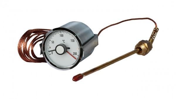 Thermostat 0-200° C für Trockner Lavatec
